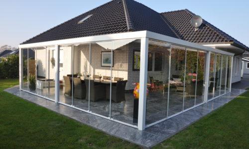 3.003 Glasschuiwandsysteem rondom